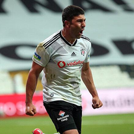 Beşiktaş son nefeste kazandı
