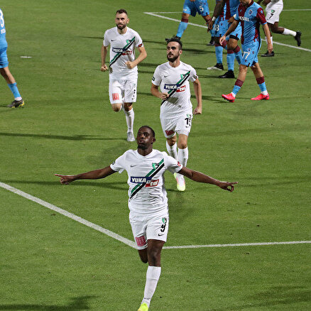 Trabzonspor kendini tüketti