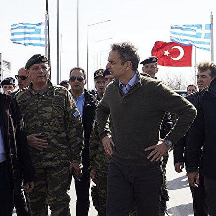Oruç Reisi durduramayan Yunanistan ne milletine ne de dünyaya hiçbir şey anlatamaz