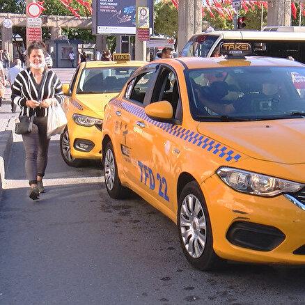 Korsan taksicilerden yeni yöntem