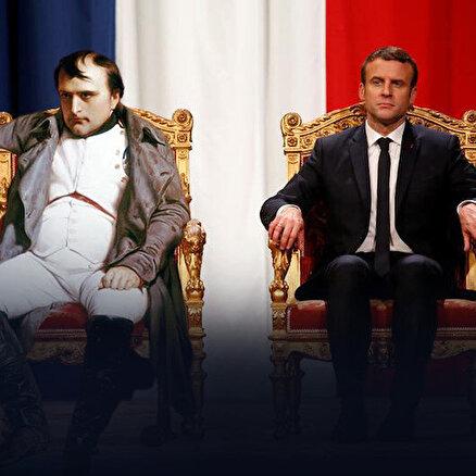 Macronun hayalleri