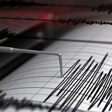 Niğdede korkutan deprem