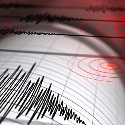Marmara Denizindebir deprem daha