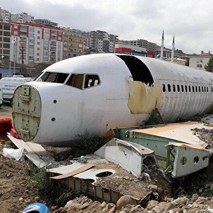 Trabzonda pistten çıkmıştı