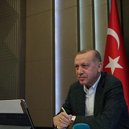 Erdoğandan BMye mesaj