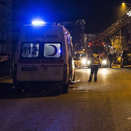Ankaradadoğalgaz patlaması