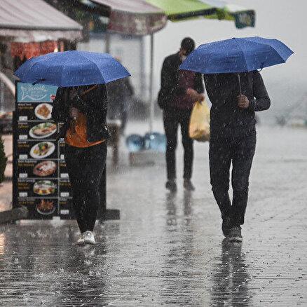 Şemsiyeleri hazırlayın