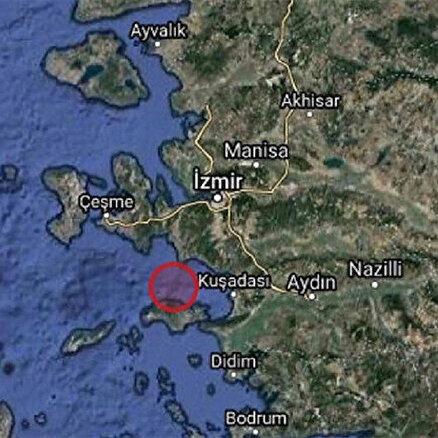 Ege ve Marmara 6,6 ile sallandı