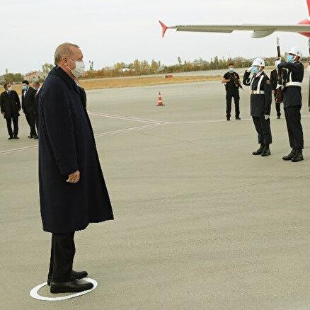 Erdoğan İzmire gidiyor