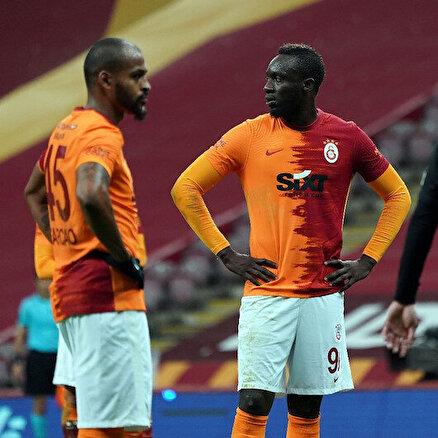 Galatasaray takıldı