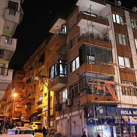 İzmirde korkunç olay