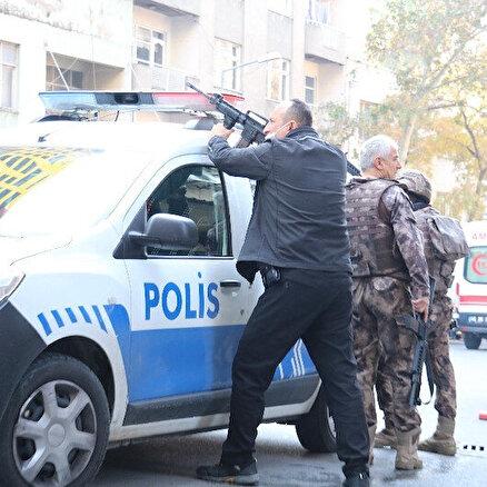 Polisi şehiteden zanlı öldü