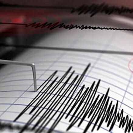 Antalyada deprem