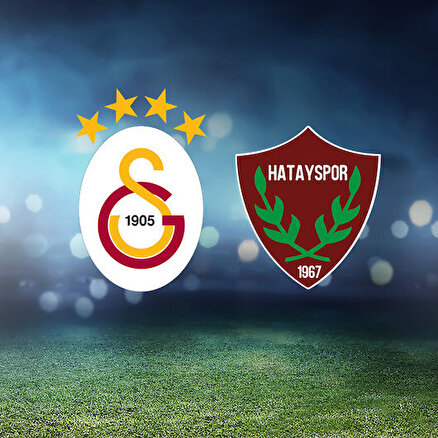 Galatasarayın ilk 11i belli oldu