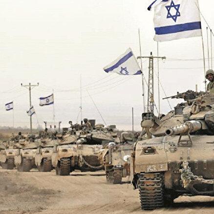 İsrail silaha doymuyor