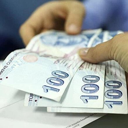 Burs ve kredi ödemeleri hesapta