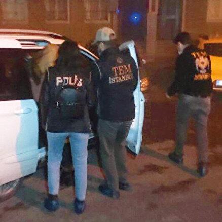 Sekiz PKKlı kıskıvrak yakalandı