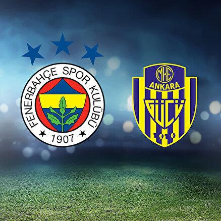 Fenerbahçe farka gidiyor