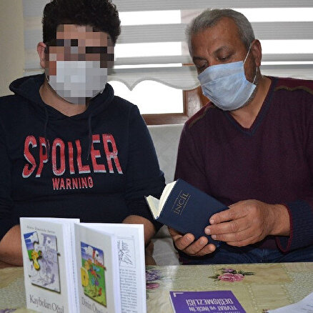 Kargo ile İncil gönderdiler