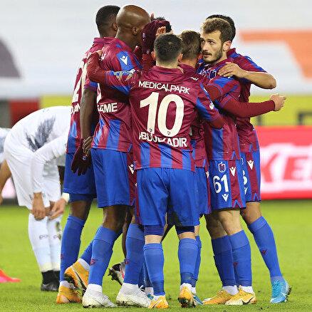 Trabzonsporun gözü zirvede