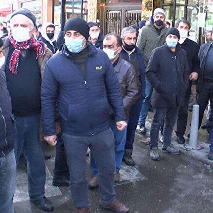 İstanbulda akılalmaz olay