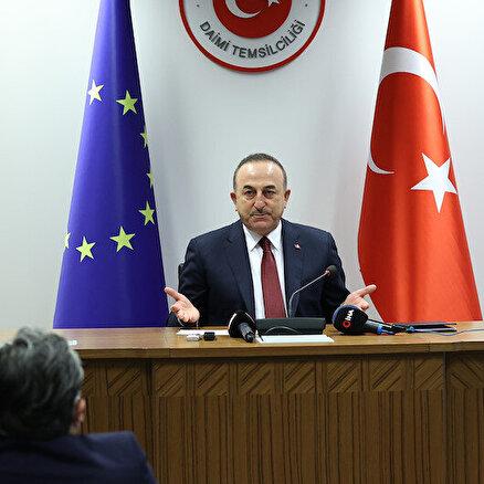 Bakan Çavuşoğlu duyurdu