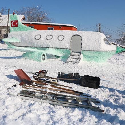 Kardan uçak