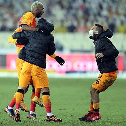 Galatasarayın 3 puanı Babelden
