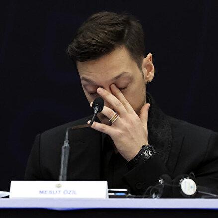 Mesut Özile kritik soru