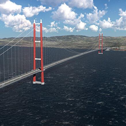 Köprü yolu kuruluyor