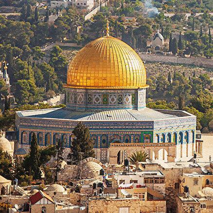 Diyanetten Kudüs adımı