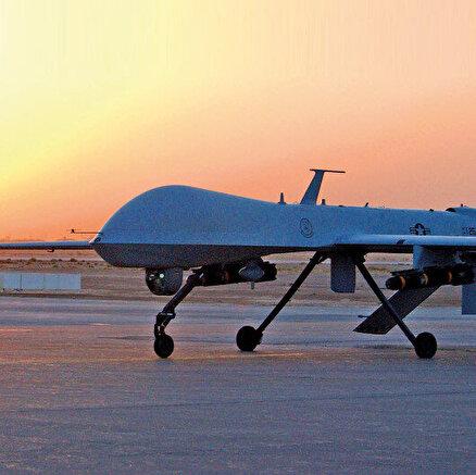 Deyrizorda PKKya drone üssü