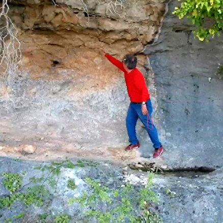 Mersinde 8 bin yıllık keşif