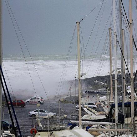 Tsunami uyarısı yapıldı