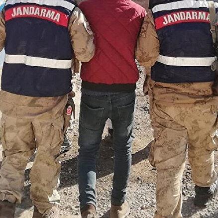 Üç PKKlıiki milyon dolarla yakalandı