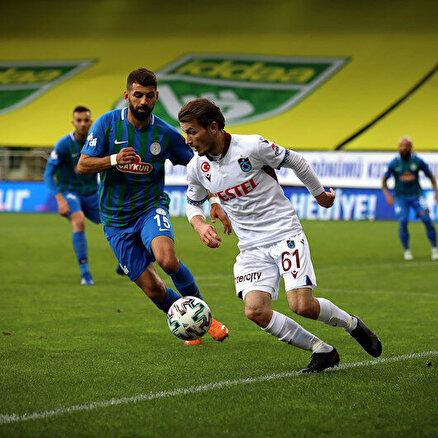 Trabzonspor kazanamıyor