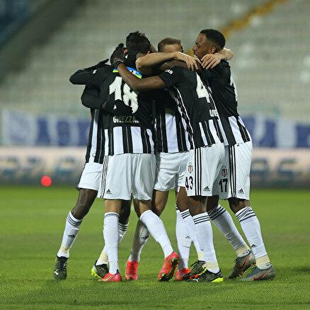 Beşiktaş kritik virajı döndü