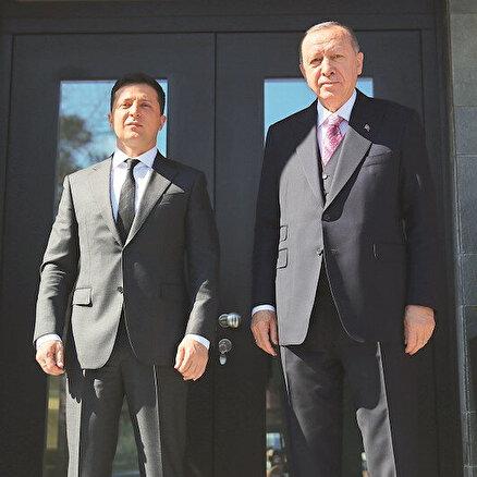 Karadenizde barış diplomasisi