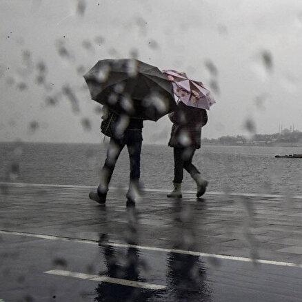 Meteorolojidensağanak yağış uyarısı