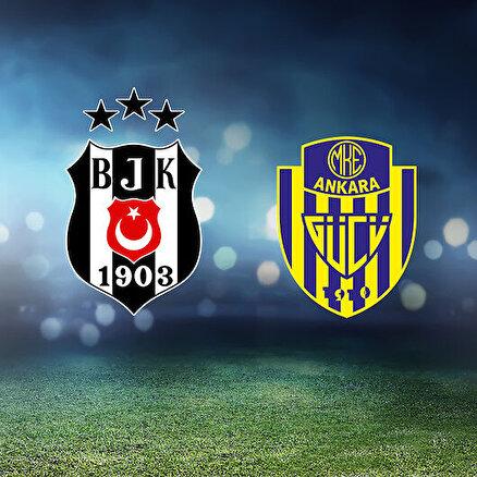 Beşiktaş penaltı kaçırdı