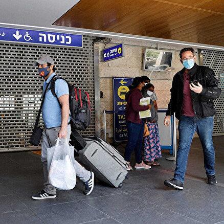 İsrailde açık havada maske artık zorunlu değil