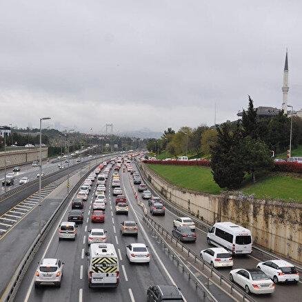 İstanbul trafiğinde pazartesi sürprizi