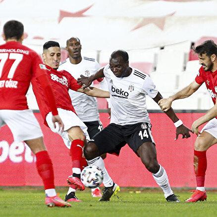 Beşiktaş avantaj tepti
