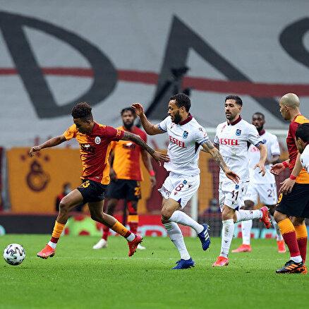 Trabzonspor son saniyede yıkıldı