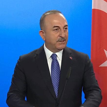 Bakan Çavuşoğlu Almanyada