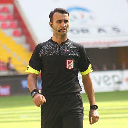 Tuzlaspor-Giresunspor maçında olay kararlar