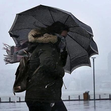 Meteorolojiden çifte uyarı!