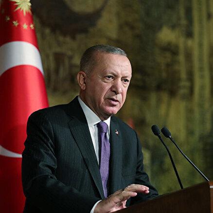 Erdoğandan AB mesajı