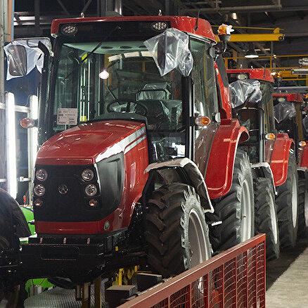TÜMOSANdanGineye 50 traktör