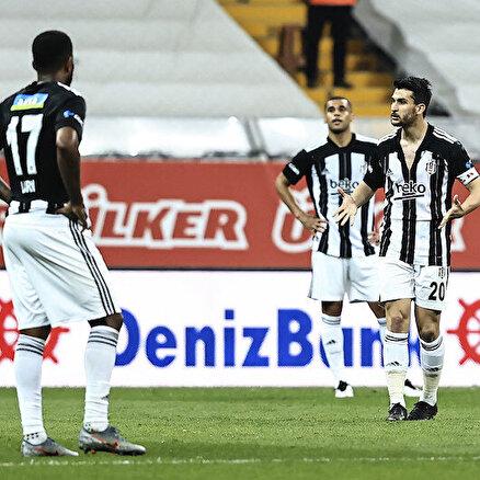 Beşiktaş tüm kredisini tüketti